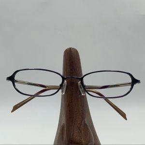 Bongo Purple Oval Sunglasses Frames